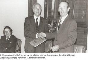 Karl Puff und Hans Rötzer