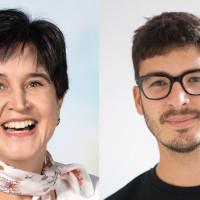 Veranstaltung mit Maria Noichl und Tobias Köck